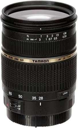 Tamron 28-75 mm Di LD for Nikon