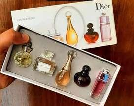 Dior Parfum set of 5 Les Perfumes original