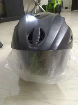 Helmet for bike and scooty