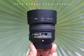 Nikon Afs 50mm f1.8G