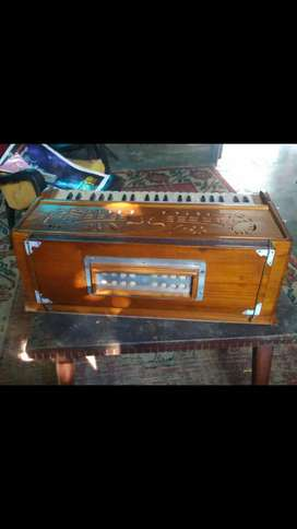 Harmonium for sale. Rs.12,000 only