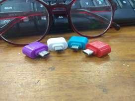 OTG micro warna warni