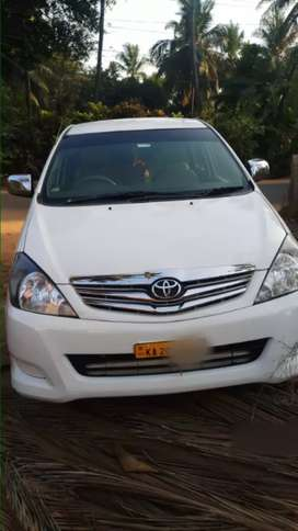 Innova for sale 3rd owner