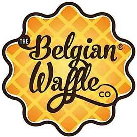 Staffs required for Belgian waffle