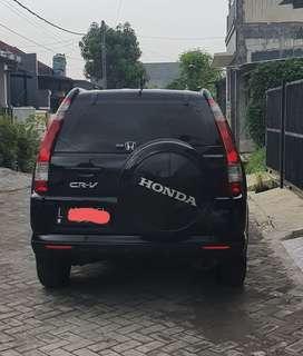 Honda CRV 2005 2.0 Hitam Istimewa