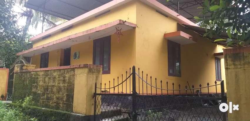 തൃശൂർ കോലഴി 3bhk 8.75സെന്റ് 38lk 0