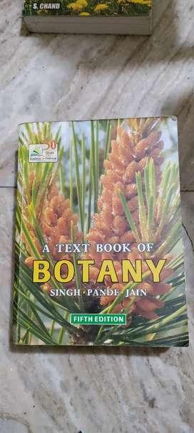 Botany Graduation and Masters book