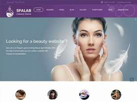 If you Looking for beauty salon website. Contact