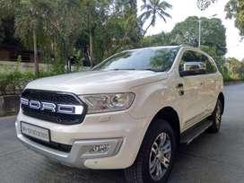 Ford Endeavour 3.2 Titanium AT 4X4, 2016, Diesel