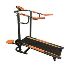 Treadmill Manual 2Fungsi 2JTaan FC 8001 Melayani COD Bayar Lokasi