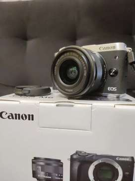 canon eos m6 15-45 kit