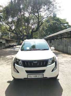 Mahindra XUV500 W8 4WD, 2015, Diesel