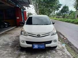 Dp 20jt Daihatsu XENIA X 2014 Mt putih