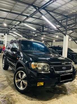 Ford Escape Tgn1 LowKM,JokKulit,Mulus BsTT Captiva CRV Vitara Xtrail