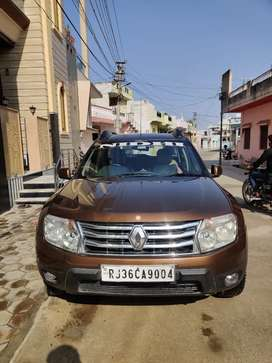 Renault Duster 2014 Diesel Good Condition