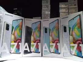 Samsung galaxy A71. Free Speaker bluetooth