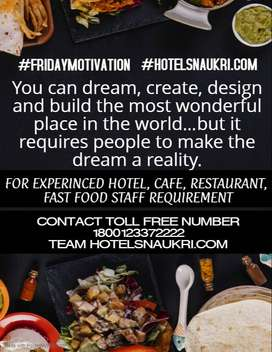Resort, Hotel, Restaurant Staff Provider Pune Location