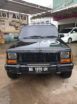 Cherokee 4.0 Limited 4x4 thn 1996