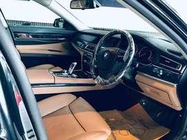 BMW 7 Series 740Li Sedan, 2011, Petrol