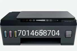 Hp tank 515 wifi printer with company warranty & bill