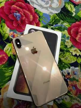 iphone XSMaX 256Gb Physical dual Complete