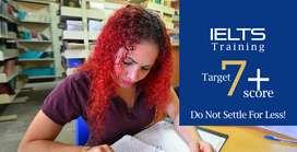 IELTS Training at reasonable fees