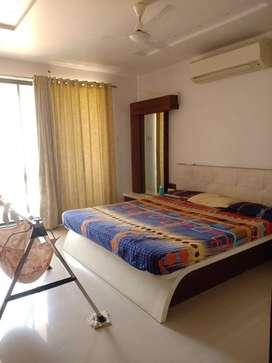 Beautiful 1 bhk full furnished flat in Dream City near Alap Green City