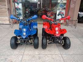 70cc Blue Scorpion ATV _ Quad Bike Online Deliver In All Pakistan