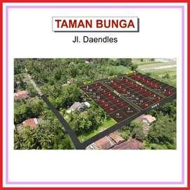 PROMO DISKON 25% Tanah Cluster Area Invest di KEK Jln Deandles