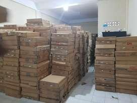 Karpet tile import kondisi baru dgn hrg seken