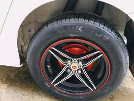 Alloy Wheels 7.00JJ 15""