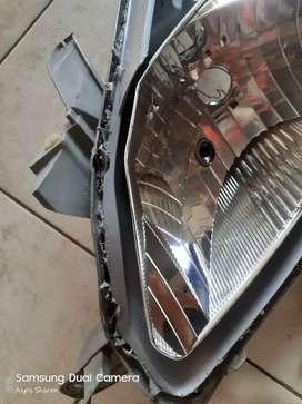Nano burn lampu mobil