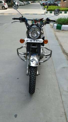 Mint Royal Enfield Machismo 500 AVL for sale!