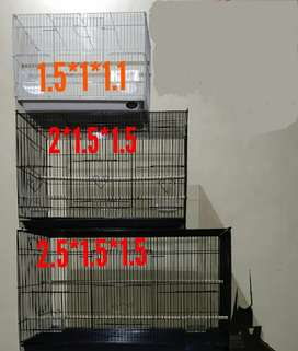 Imported birds cages available