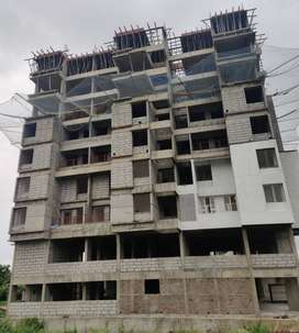 Spacious-2 BHK for Sale-₹ 47 Lac-Get all Premium amenities,In SUS road