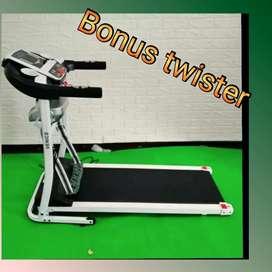 Treadmill elektrik listrik 400W venice fitclass M771