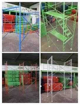 Scaffolding kapolding steger andang galam bambu rental sewa jual 599