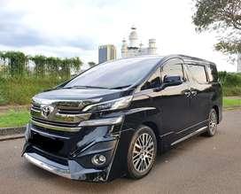 Toyota Vellfire 2.5 G Limited 2016 / 2017