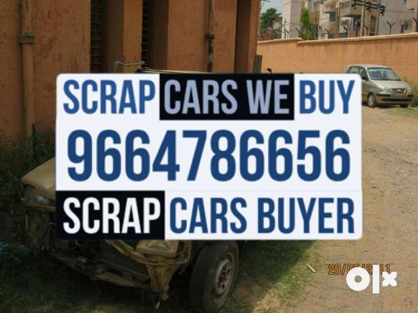 Vaue. Damaged abandoned total loss unused cars scrap buyers