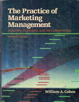The Practice Of Marketing Management
