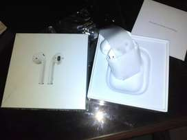 Airpods 2 with wireless charging Rs.2200