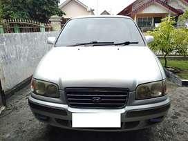 Jual Hyundai Trajet GL8 Tahun 2003