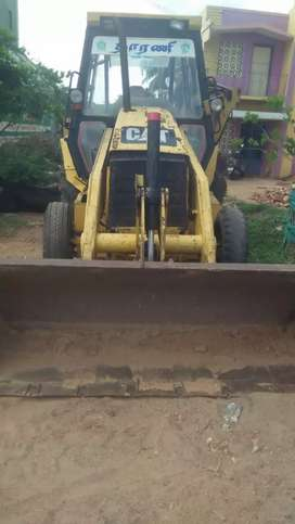 Jcb,Caterpillar (CAT) In good condition.