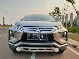 Mitsubishi Xpander Ultimate AT 2018 km27rb cat ori Seperti Baru