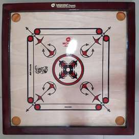 Carrom board all size are available