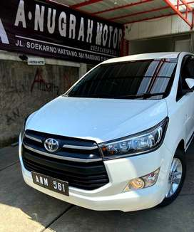 Dp45JT | Innova Reborn 2,0 G Luxury Bensin MT 2017 | KM 50RB