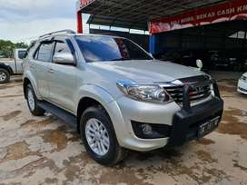 Fortuner G Luxury 2012 AT pjk04/2022
