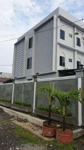 Rumah Kos Nusa Indah Baru, Perum. Ganesa Pedurungan Tengah - Semarang.