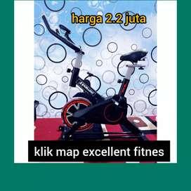 sepeda statis spin spinning bike Excellent-47 alat fitnes