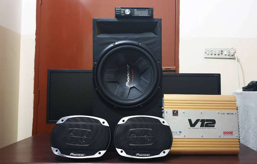 Car Sound System For Sale 0